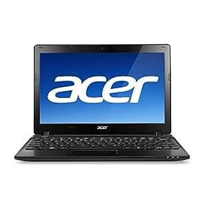 "Acer Aspire One Ao725-0884 11.6"" Windows8 Netbook PC, AMD Dual Core Processor 2gb RAM 320gb Hard Drive Windows 8 (Yes Win8 Not Win7!) 64 Bits, Volcano Black"