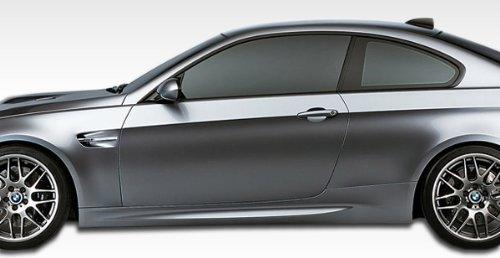 Duraflex Replacement for 2007-2013 BMW 3 Series E92 2dr E93 Convertible M3 Look Side Skirts Rocker Panels - 2 -