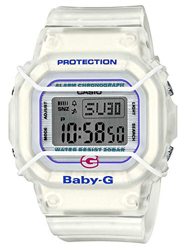 G-Shock Women's BGD-525-7CR Clear One Size ()