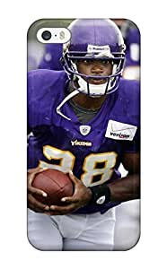 Iphone 5/5s Case Bumper Tpu Skin Cover For Adrian Peterson Football Accessories
