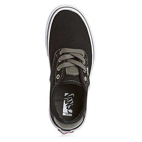 Vans De Zapatillas Black Authentic Unisex charcoal Skateboarding r5EZrRwfqx