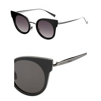 Max Mara Damen Sonnenbrille » MM ILDE I«, schwarz, U2Q/NR - schwarz