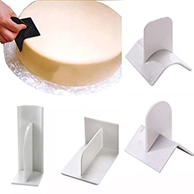 Cake Polisher ,Muxika New FashionCake Smoother Paddle Tools Decorating DIY Fondant Sugar Craft Polisher Finisher