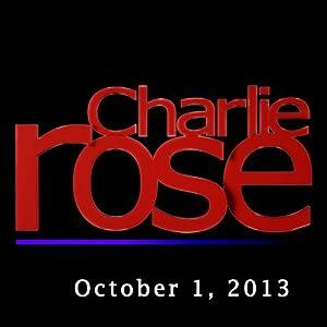 Charlie Rose: Sir Alex Ferguson, October 1, 2013 Radio/TV Program