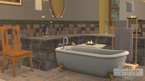Die Sims 2   Küchen  Und Bad Einrichtungs Accessoires (Add On): Amazon.de:  Games