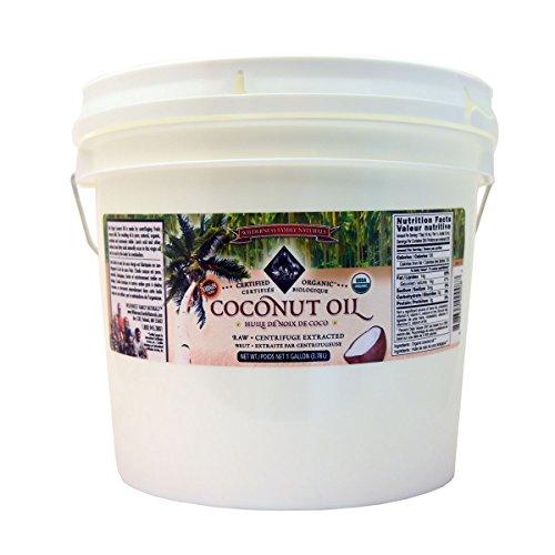 Premium Organic Coconut Centrifuge Extracted