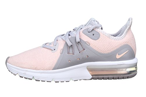 Air 922885 Nike 3 Max Rose Fille Sequent 004 Gris Gris Basket GS 0xqpExwa