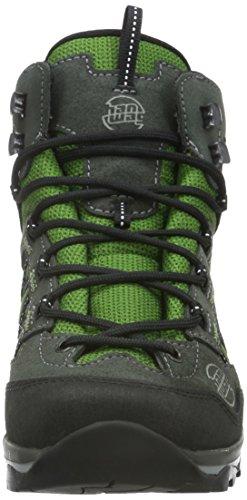 Hanwag Belorado Mid Lady Gtx - Zapatillas de senderismo Mujer Verde - Grün (LEAF GREEN)