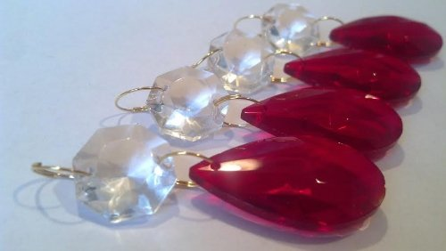 Chandelier Crystals Ornaments Teardrops Diamond product image