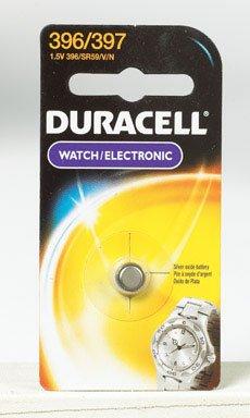 Duracell Silver Oxide Watch/ Calculator Battery (D396/397PK) ()