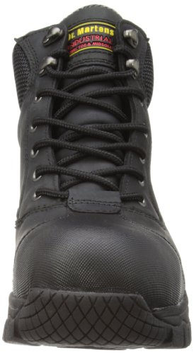 Dr. Martens Industrial Heath ST - S3 HRO Rating, Stivali uomo Nero (Nero)