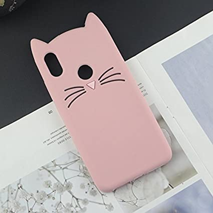 super popular fb6ac 3459a Aafiya Soft Back Cover For Redmi Note 5 Pro (Pink)