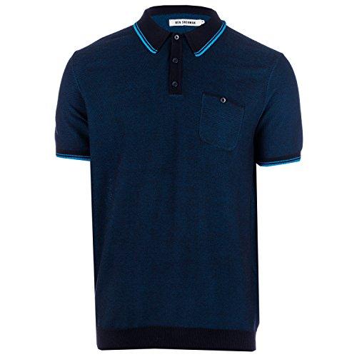 Ben Sherman Cotton Polo Shirt - 6