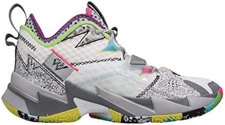 ジョーダン ワイノット Zer0.3 PF メンズ バスケットボール シューズ Jordan Why Not Zer0.3 PF CD3002-100 [並行輸入品]