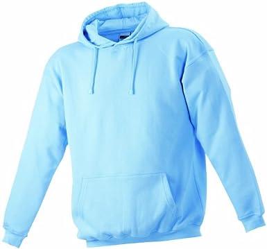 James & Nicholson Unisex Kapuzenpullover Sweatshirt Hooded Sweat:  Amazon.de: Bekleidung