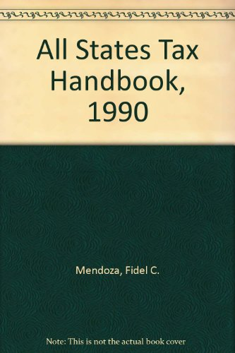 All States Tax Handbook, 1990