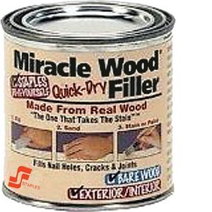 Staples & Company 902 Miracle Wood Patch - 0.5 - Wood Miracle
