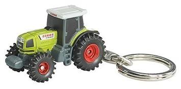 bruder 00310 - Llavero con Tractor Claas Atles 936 RZ ...