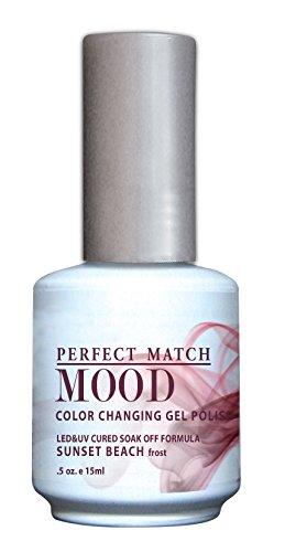 nobility gel polish mood - 1