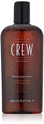 (American Crew Light Hold Gel, 15.2 Ounce)