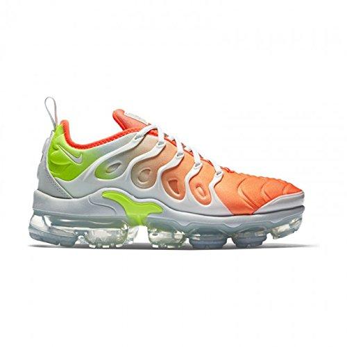 NIKE Air Vapormax Plus Womens Style : Ao4550 (Orange Nike Shoes Women)