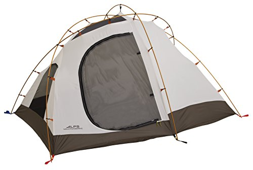 ALPS Mountaineering Extreme 3-Person Tent 2 There's no assembly frustration with our Extreme Tent series; this free-standing, three-pole aluminum design is ideal for setup Polyester tent fly resists water and UV damage while adding two vestibules for extra storage space Increase ventilation with multiple fly vents and zippered mesh windows, on two easy entry doors