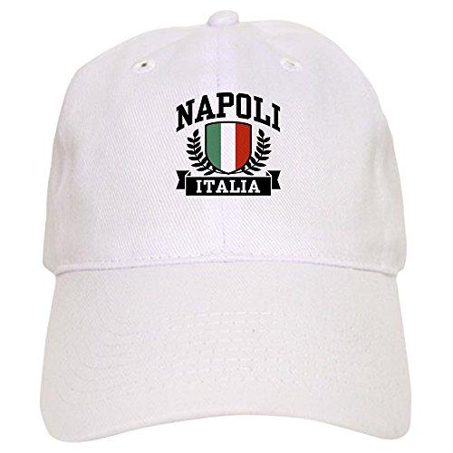 CafePress - Napoli Italia - Baseball Cap with Adjustable Closure, Unique Printed Baseball ()