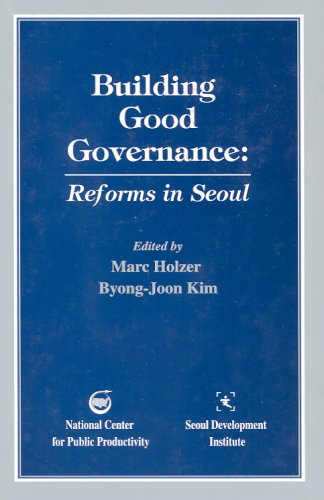 Building Good Governance: Reforms in Seoul