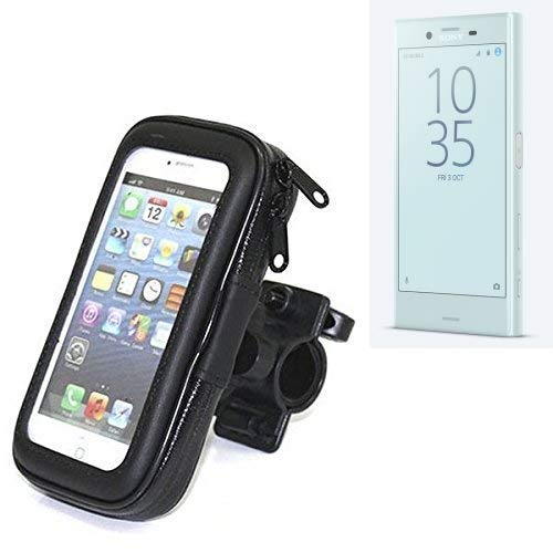 Zupełnie nowe K-S-Trade Bike Mount for Sony Xperia X Compact, handlebar mount ES32