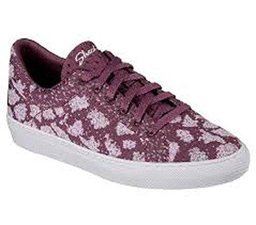 Skechers Donna Vaso - Ramo, Sneaker, Viola, 5.5 Us M