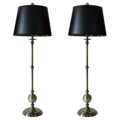 tall buffet lamps amazon com rh amazon com black buffet lamps black buffet lamps