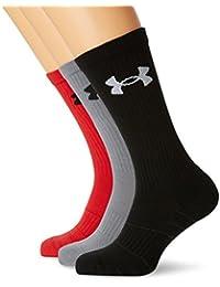 Men's Elevated Performance Crew Socks (3 Pack)