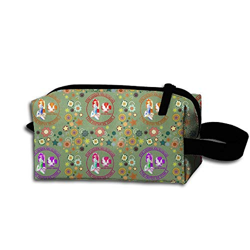 STYH Medical Nurse Makeup Bag for Women Student Pencil Case Creative Cosmetic Toiletry Bag for Men]()