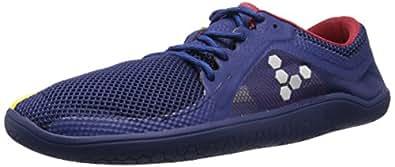 Vivobarefoot Men's Primus Road Running Shoe, PBT Navy, 40 EU/7.5-8 M US