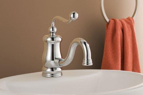 Cheviot Thames Single Post Sink Faucet 5291CH Chrome by Cheviot