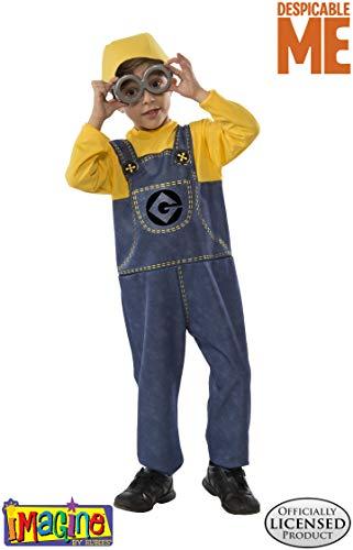 Evil Minions Halloween Costume (Imagine by Rubie's Children's Minion)