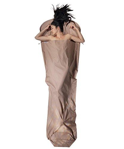 Cocoon Bio Baumwollschlafsack Mummy Liner - Organic Cotton