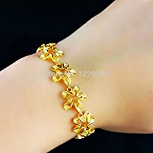 Dancing Zone 24K Gold Bracelet Female High-Quality Small Starfish Bracelet High Simulation Jewelry Gold-Plated Jewelry Wholesale