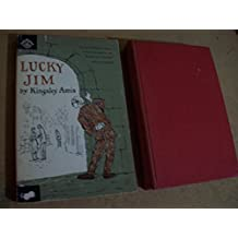 Kingsley Amis 2 Volumes Set: Lucky Jim & That Uncertain Feeling