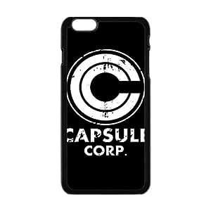 Happy capsule corp logo Phone Case for Iphone 6 Plus
