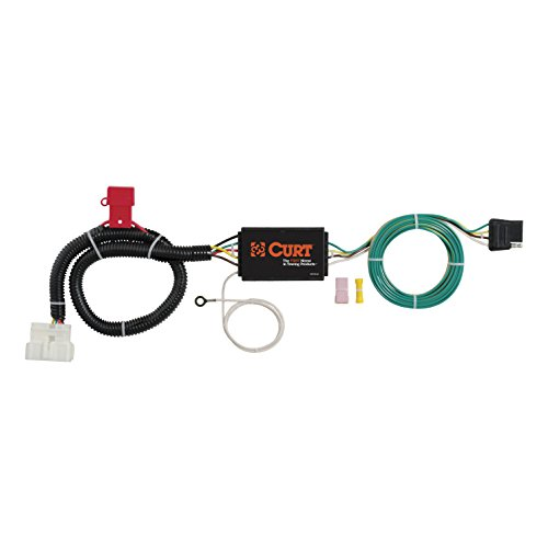 Connect Wiring Trailer (Curt 56291 Custom Wiring Connector)