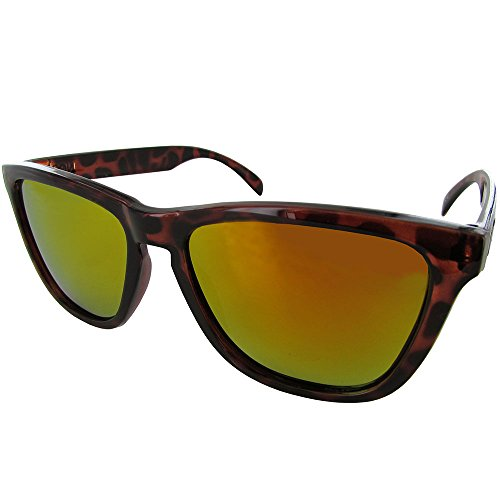Nectar Sunglasses Men Bombay Polarized Rectangular - Overstock Sunglasses
