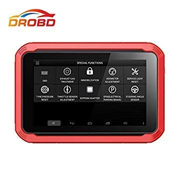 CREACLE XTOOL X-100 Pad X100 Pad Auto Key Programmer Support Oil