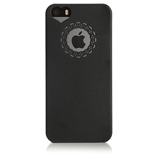 Coconut Beauty Hülle für Apple iPhone 4 4s schwarz