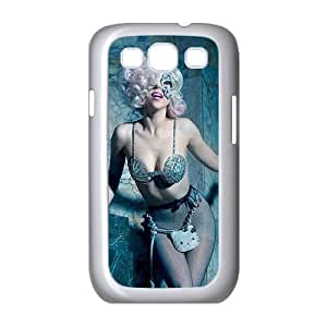 C-EUR Phone Case Lady Gaga Hard Back Case Cover For Samsung Galaxy S3 I9300