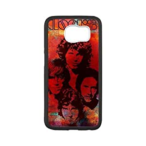 The Doors Samsung Galaxy S6 Cell Phone Case White G3525343
