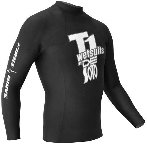 Desoto Wetsuit - De Soto T1 First Wave Pullover - 2015