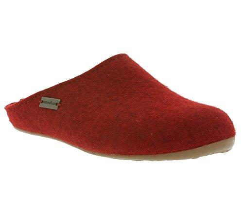 De Ojo Everest 211 Fundus 0 481024 Pantuflas Rojo Haflinger Mujer AqOEnAx