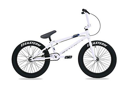 """Eastern Bikes BMX Bike - Javelin White, 20"""""""