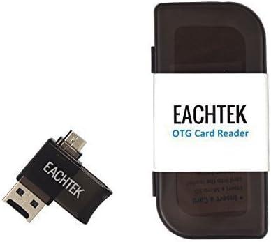eachtek Micro SD lector de tarjetas con OTG función – Lee microSD ...